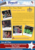 ASSA March/April 2014 Newsletter