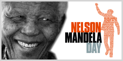 Nelson Mandela Day 2014