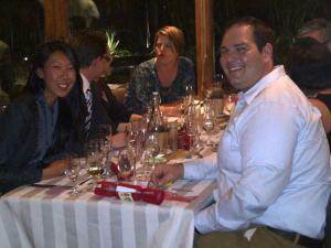 Peech Hotel Wine Dinner 2014
