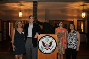 Consulate Staff & ASSA Board