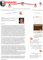 ASSA Oct/Nov/Dec 2014 Newsletter [PDF]
